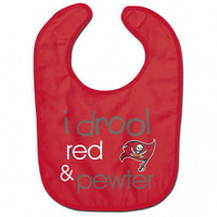 Tampa Bay Buccaneers All Pro Baby Bib