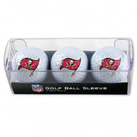 Tampa Bay Buccaneers 3 Piece Golf Sleeve Set
