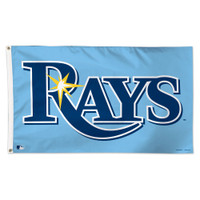 Tampa Bay Rays WinCraft Deluxe 3' x 5' Flag