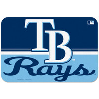 "Tampa Bay Rays Small Mat 20"" X 30"""