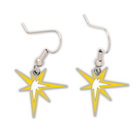 Women's Tampa Bay Rays WinCraft Explosion Dangle Earrings