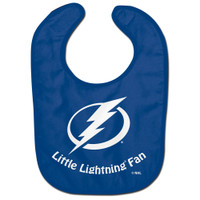 Tampa Bay Lightning Baby Bib All Pro