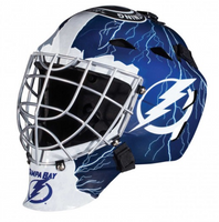 Tampa Bay Lightning Franklin Sports Mini Goalie Mask