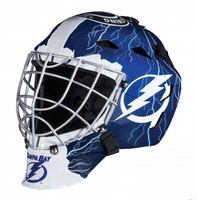 Tampa Bay Lightning Franklin Sports Full Size Goalie Mask