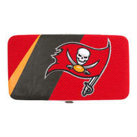 Tampa Bay Buccaneers Shell Mesh Wallet