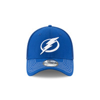 Men's Tampa Bay Lightning New Era Neo Home Logo Flex 39Thirty Hat