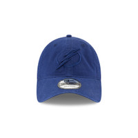Men's Tampa Bay Lightning New Era Tonal Home Logo Adjustable Hat