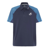 Men's Tampa Bay Lightning Oakley Aero Motion Polo