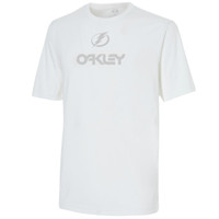 Men's Tampa Bay Lightning Oakley White Surf Tee