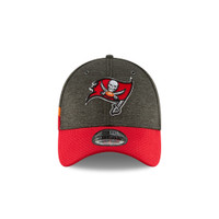 Men's Tampa Bay Buccaneers 2018 New Era Sideline 39Thirty Flex Hat