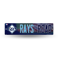 Tampa Bay Rays Road Sign