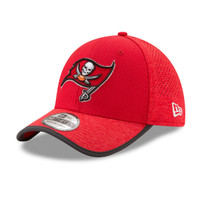Youth Tampa Bay Buccaneers 2017 New Era Training Flex-Fit Hat