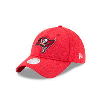 Women's Tampa Bay Buccaneer's 2017 New Era Training Adjustable Hat