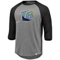 Men's Tampa Bay Rays Majestic Special Invitation Raglan Tee