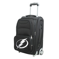 "Tampa Bay Lightning 21"" Soft Side Carry On Bag"