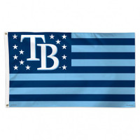 Tampa Bay Rays WinCraft 3'x 5' Patriotic Flag