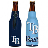 Tampa Bay Rays WinCraft Bottle Cooler Koozie