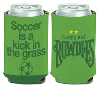 Tampa Bay Rowdies WinCraft 12oz Can Cooler Koozie