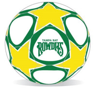Tampa Bay Rowdies Soccer Ball