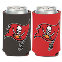 Tampa Bay Buccaneers WinCraft 12oz Can Cooler Koozie