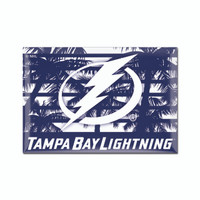 Tampa Bay Lightning WinCraft 2x3' Palm Trees Magnet