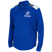 Youth Tampa Bay Lightning 99 Yards 1/4 Zip