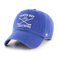 Men's Tampa Bay Lightning 47' Brand Axis Clean Up Hat