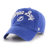 Women's Tampa Bay Lightning 47' Brand Melody Clean Up Hat