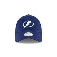 Women's Tampa Bay Lightning New Era Royal Glisten Hat