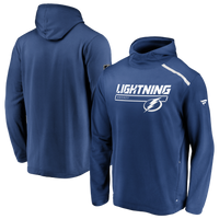 Men's Tampa Bay Lightning Authentic Pro Rinkside Transitional Hoodie