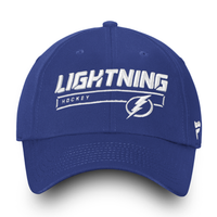 Men's Tampa Bay Lightning Pro Rinkside Fundamental Adjustable Hat