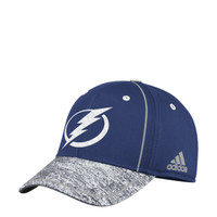 Men's Tampa Bay Lightning adidas Flex Draft Hat