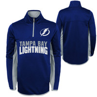 Youth Tampa Bay Lightning Netminder 1/4 Zip