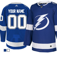 PERSONALIZED adidas ADIZERO Lightning Jersey with Authentic Lettering