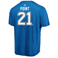 Men's Tampa Bay Lightning Brayden Point Name & Number Performance Tee