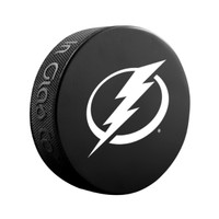 Tampa Bay Lightning Primary Logo GS Puck
