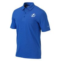 Men's Tampa Bay Lightning Columbia Omni-Wick One Swing Polo