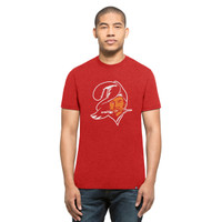 Men's Tampa Bay Bucceneers '47 Brand Legacy Red Club Tee