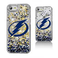 Tampa Bay Lightning Glitter iphone 7/8 Case
