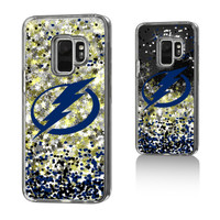 Tampa Bay Lightning Glitter Samsung Galaxy Plus Case