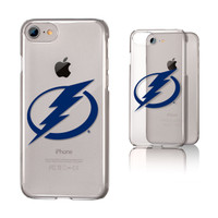 Tampa Bay Lightning Clear iphone Plus Case