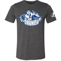 Syracuse Crunch/Lightning AHL Affiliate Tee