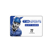 Tampa Bay Sports Limited Edition Victor Hedman Gift Card - Redeemable In Store Only