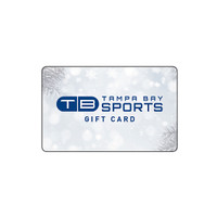Tampa Bay Sports Holiday Gift Card - Redeemable In Store Only