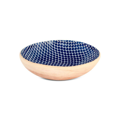 Terrafirma Ceramics - Medium Serving Bowl (Cobalt)