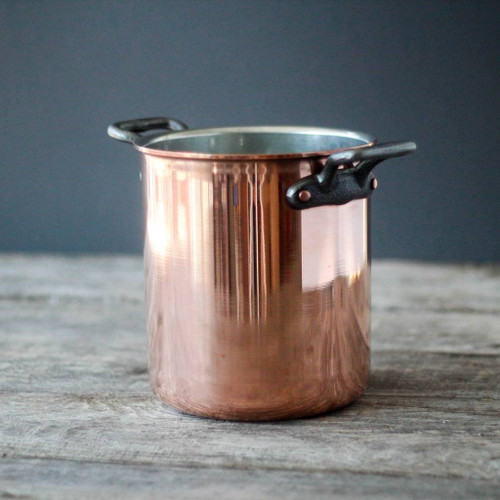 Copper Stock Pot by Housekeeper Crockery (3 quart)