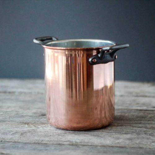Copper Stock Pot by Housekeeper Crockery (3 quart)