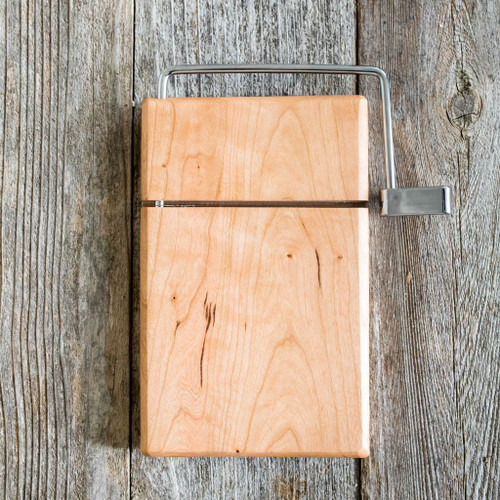 Cheese Slicer Board by Rockledge Farm Woodworks