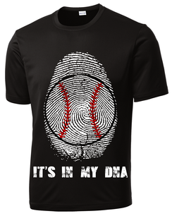 It's In My DNA Baseball
