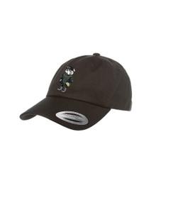 Cell Phone & Yankees Hat Diesel Cap